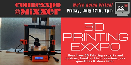 ConnExxpo - 3D Exxpo Now on Zoom bilhetes