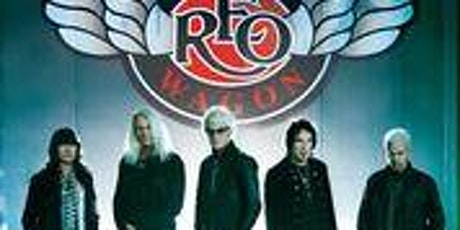 Rescheduled: REO Speedwagon tickets