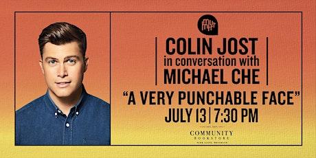 Colin Jost with Michael Che: LIVE STREAM tickets