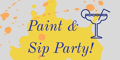 PAINT & SIP- CSUN ASCE &EERI tickets