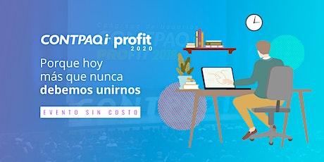 CONTPAQi profit 2020 boletos