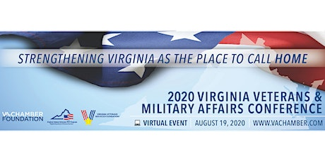 2020 Virginia Veterans and Military Affairs Conference & V3 Awards tickets