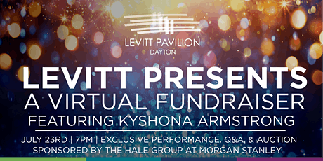 Levitt Presents: A Virtual Fundraiser featuring Kyshona Armstrong tickets