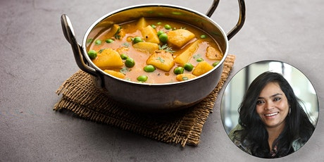 Virtual Class - Himalayan Cooking: Potato Curry with Peas tickets