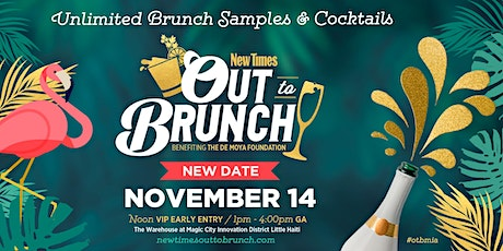Miami New Times' Out to Brunch 2020 tickets