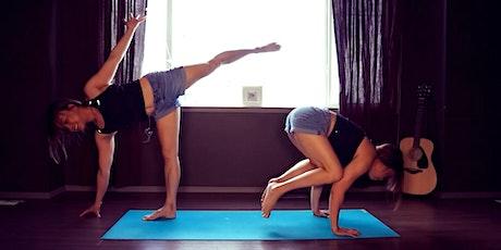 Power Yoga Livestream on Zoom - Beginner & Intermediate Level tickets