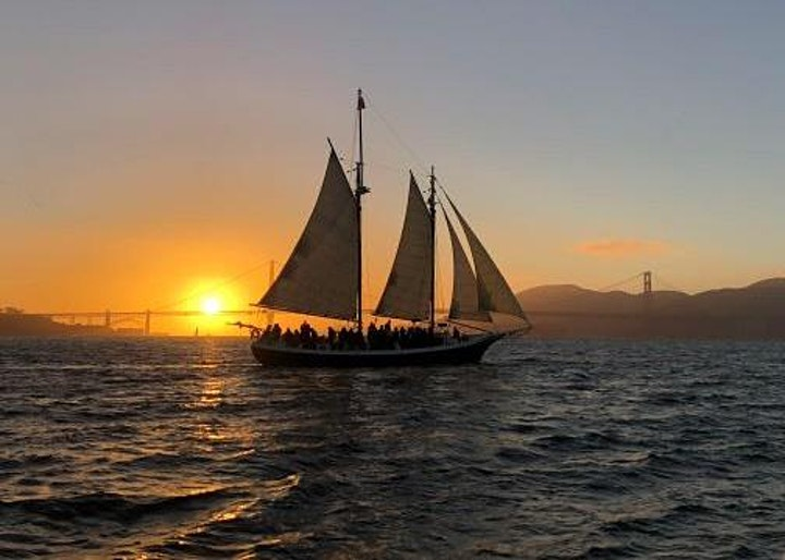 Friday Sunset Sail on San Francisco Bay - Summer and Fall 2020 image