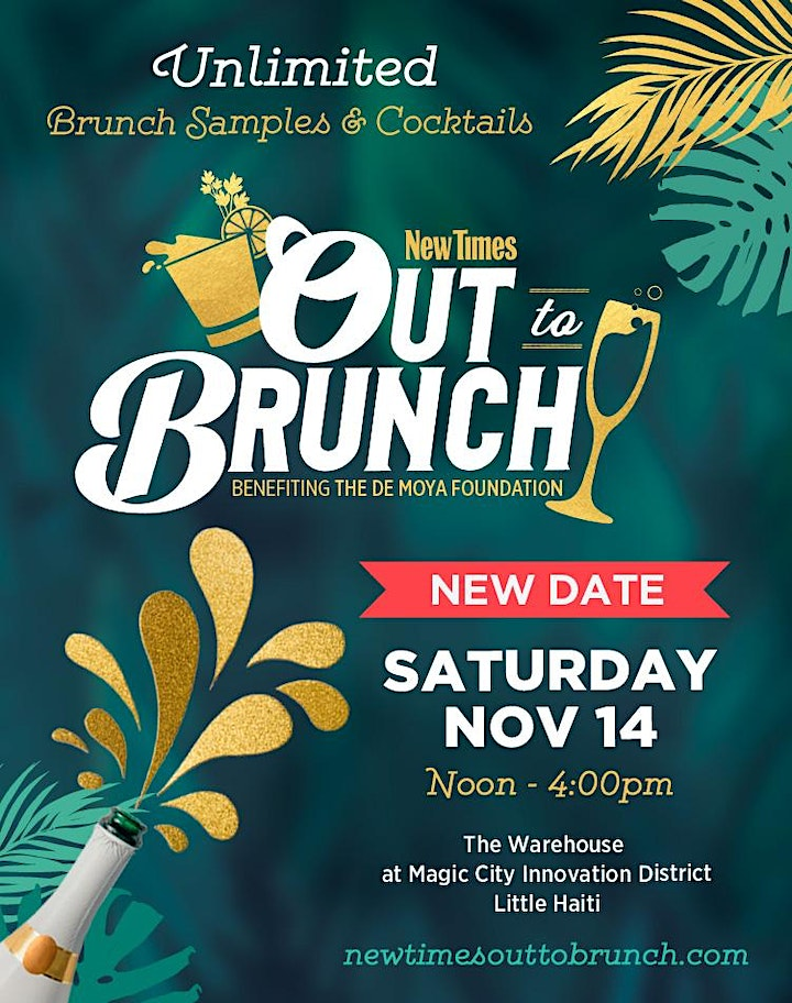 Miami New Times' Out to Brunch 2020 image
