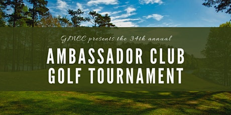 34th Annual Ambassador Club Golf Tournament tickets