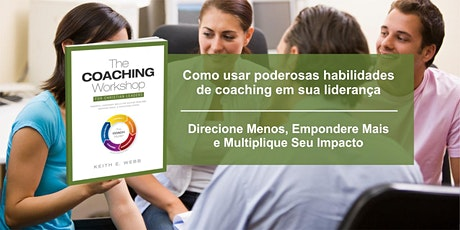 Workshop de Coaching para Liderança ingressos