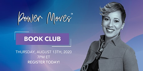 Power Moves™ Book Club with Dr. Power Moves Mason tickets