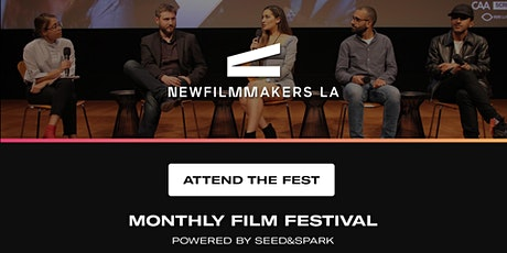 NewFilmmakers Los Angeles Film Festival   July 25th, 2020 tickets