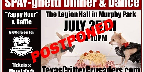 Spay-ghetti Dinner and Dance tickets