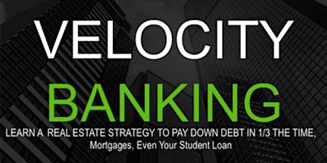 Online Velocity Banking Training tickets