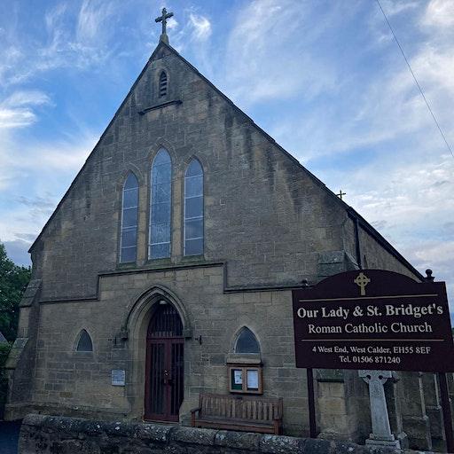 Our Lady & St. Bridget RC , West Calder logo