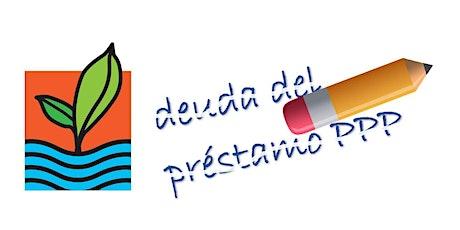 Condonación del Préstamo PPP - Una reunión con DreamSpring tickets