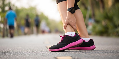 Ankle Instability: Is Every Ankle Injury the Same? tickets