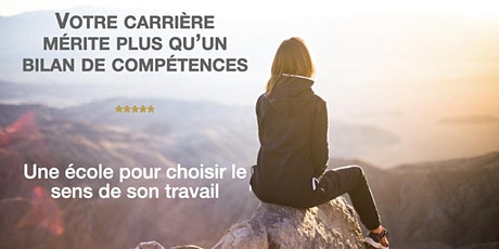 Réunion d'information  I Programmes Reconversion & Sens tickets