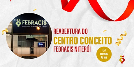 [Niterói/RJ] Reabertura do Centro Conceito Niterói ingressos