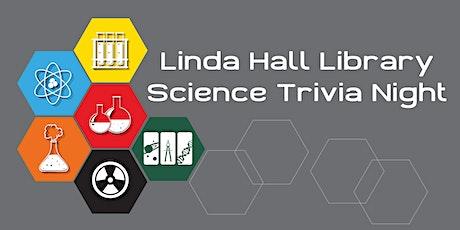 Linda Hall Library Science Trivia Night tickets