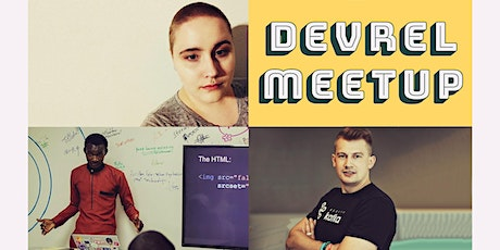 Meetup: Youtube, twitch and blogging for programmers tickets