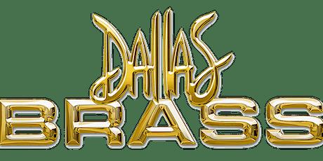 The Dallas Brass entradas