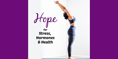 Addressing Hormonal Imbalances...Naturally! - Live Webinar tickets