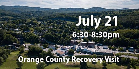 Orange County COVID-19 Recovery Visit: Recovery to Renewal and Resilience tickets