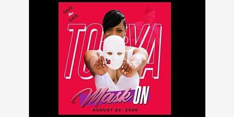 Save the Date: Mask On - Tonya El's 50th Birthday tickets