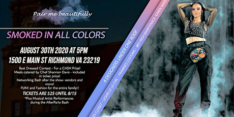 Smoked In All Colors!! -Beauty For Ashes tickets