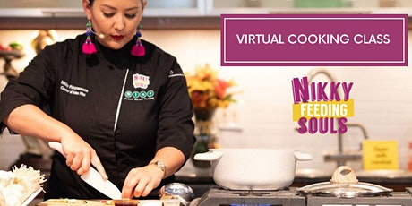 August - Online LIVE Cooking Class tickets