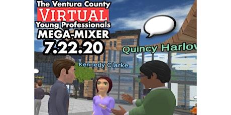 Ventura County Young Professionals Virtual Mega Mixer tickets