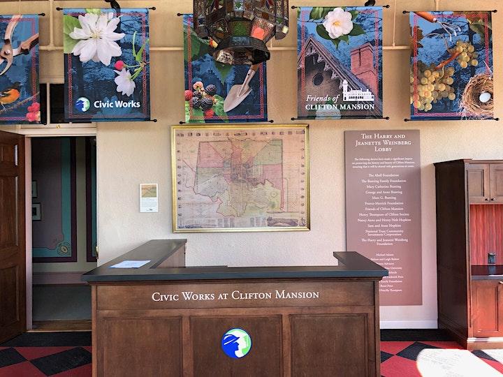 Clifton Mansion Virtual Tour image