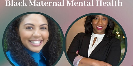 Black Maternal Mental Health and CoVID-19 tickets