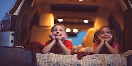 Carpool Cinema - Despicable Me & Goonies tickets