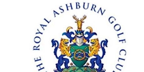 Royal Ashburn GC  July 30 tickets