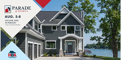Western Mi Parade of Homes 2020 tickets