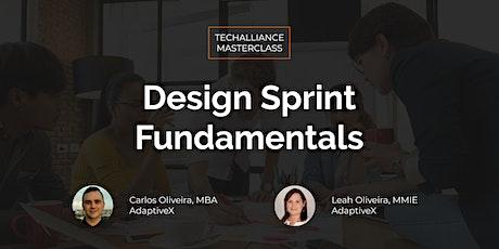 Masterclass | Design Sprint Fundamentals tickets