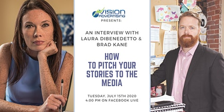 Interview: How to Pitch Your Stories to the Media tickets