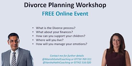 Divorce Planning Workshop tickets