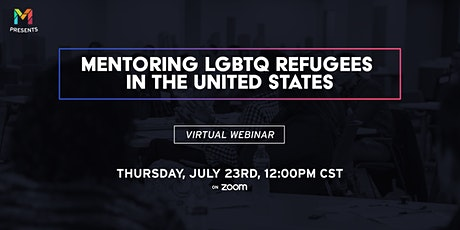 Mentoring LGBTQ Refugees in the United States tickets