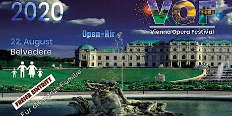 Opernabend im Belvedere Tickets