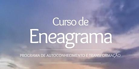 Curso de Eneagrama - Programa de autoconhecimento e transformação bilhetes