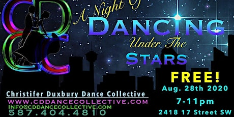 Dancing Under the Stars - Free Event tickets