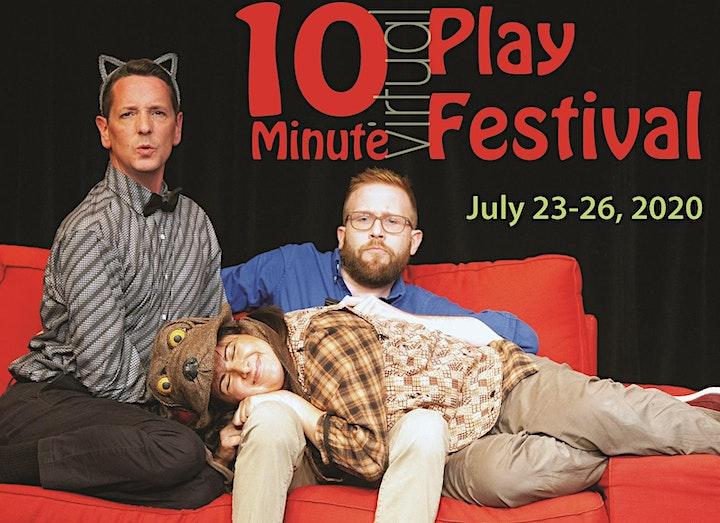Studio Players 10-Minute (virtual) Play Festival image