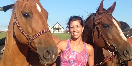 Mindfulness and horseback riding: online farm tour tickets