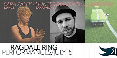 Ragdale Ring 2020 - Sara Zalek and Hunter Diamond tickets