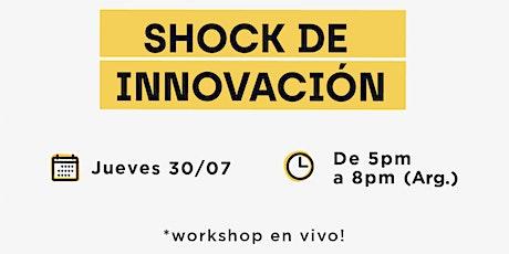 Shock de Innovación (en español) entradas