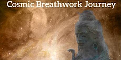 New Moon Cosmic Breathwork Journey tickets