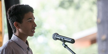 Voices of Youth - live poetry reading - virtual audience tickets